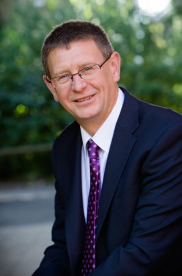 Tom Gibson Headteacher