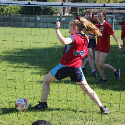Sports Day football